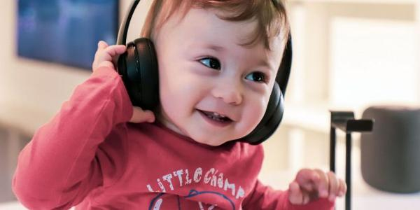 Baby Listening Kids Audiobooks Online Headphones