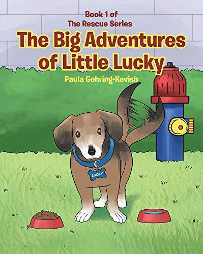The Big Adventures of Little Lucky Illustrated Children's Book