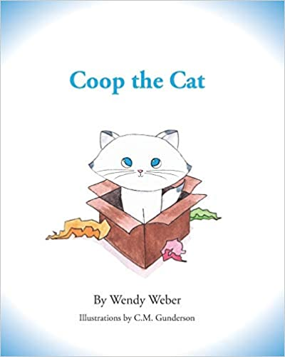 Coop the Cat Kid Book for Road Trips