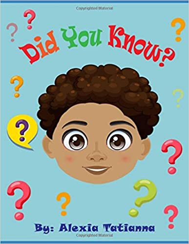 Did You Know? Kid Book for Road Trips