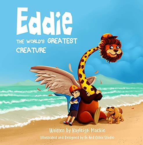 Eddie the World's Greatest Creature Kid Book Road Trips