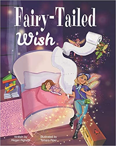 Fairy-Tailed Wish Illustrated Children's Book