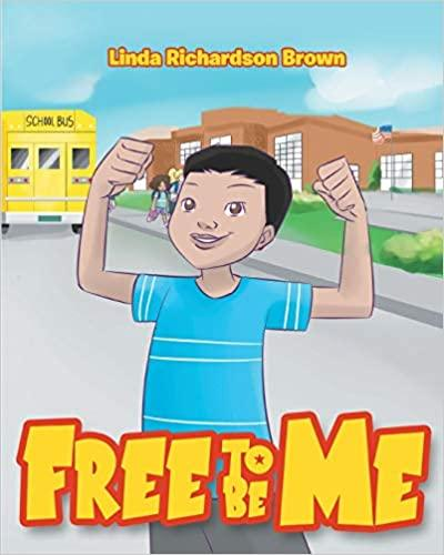 Free to be Me Kid Book for Road Trips