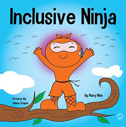 Inclusive Ninja Kid Book for Road Trips