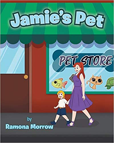 Jamie's Pet Illustrated Children's Book