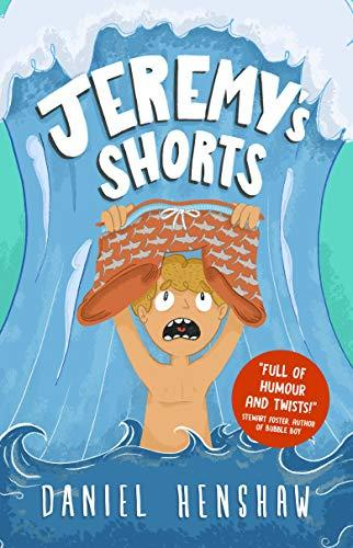 Jeremy's Shorts Kid Book for Road Trips