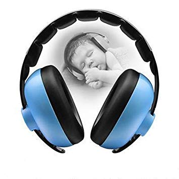 Newborn Sleeping Listening Baby Audiobooks with Headphones