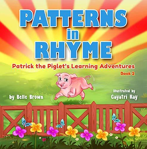 Patterns in Rhyme Illustrated Children's Book