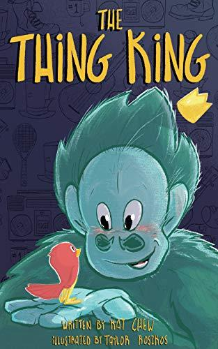 The Thing King Children's Kindergarten Picture Book