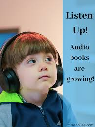 Listening to Favorite Children's Fiction Audiobook