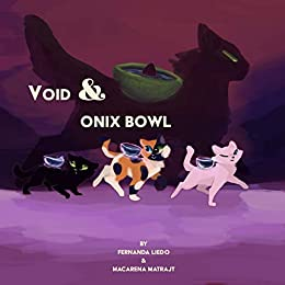 Void & Onix Bowl Kid Book for Road Trips