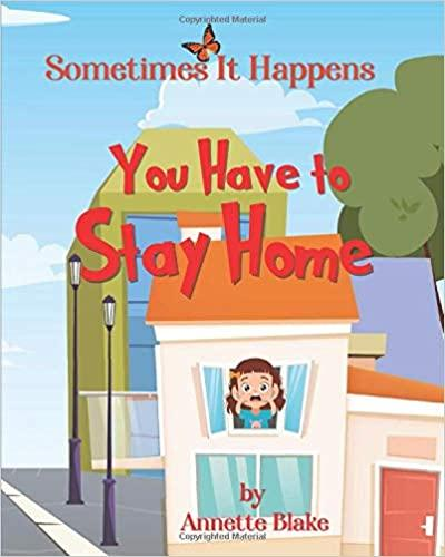 You Have to Stay Home Kid Book for Road Trips